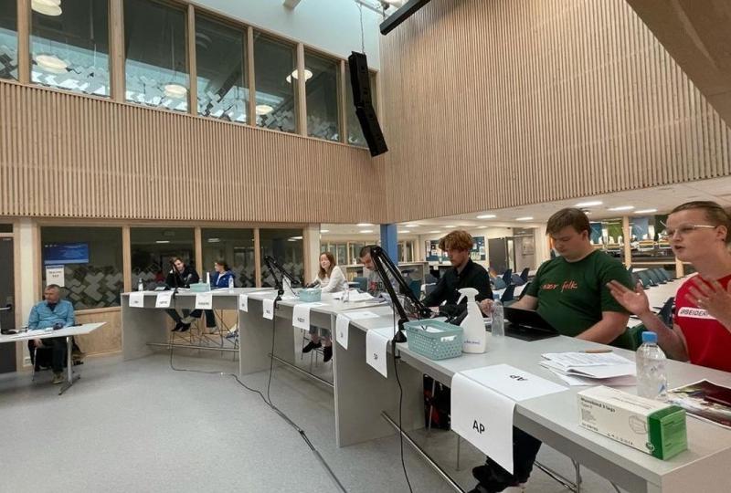 valgdebatt Spjelkavik vgs